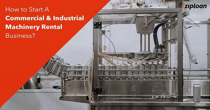 Commercial and Industrial Machinery Rental Business
